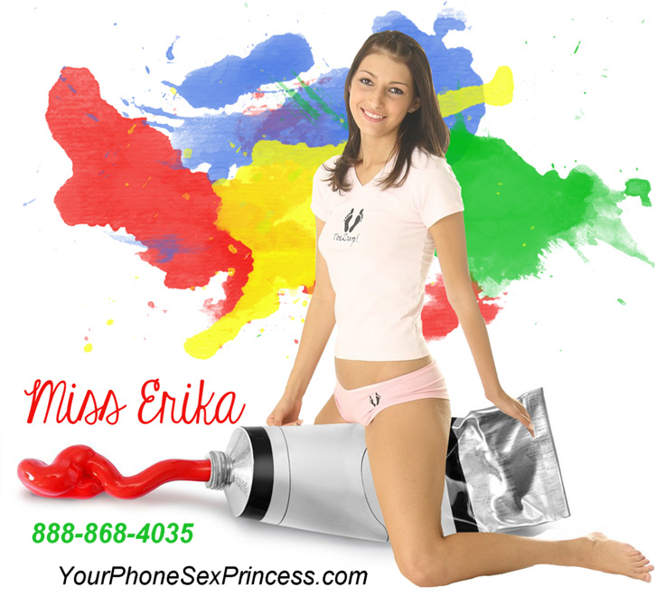 Your Phonesex Princess Erika - 888-868-4035